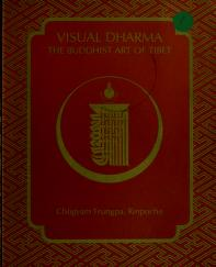 Cover of: Visual Dharma | Chögyam Trungpa