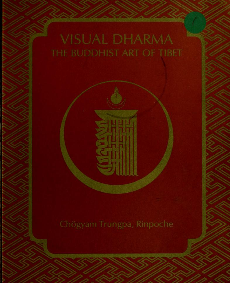 Visual Dharma by Chögyam Trungpa
