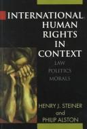Download International human rights in context
