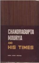Download Chandragupta Maurya and his times