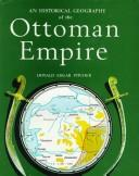 An Historical Geography of the Ottoman Empire