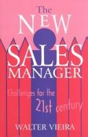 The new sales manager