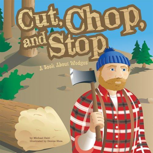 Cut, Chop, And Stop by Michael Dahl