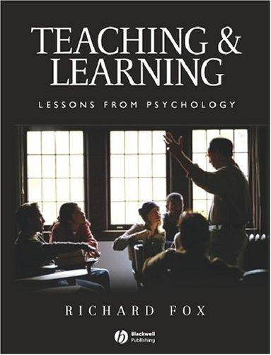 Download Teaching and Learning