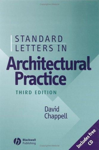 Download Standard Letters in Architectural Practice