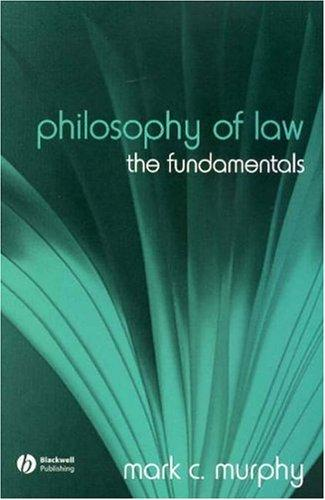 Download Philosophy of law