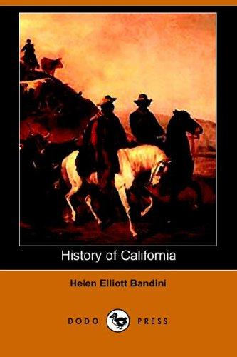 History of California (Dodo Press)