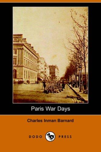 Download Paris War Days (Dodo Press)