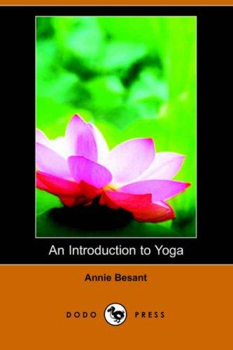 An Introduction to Yoga (Dodo Press)