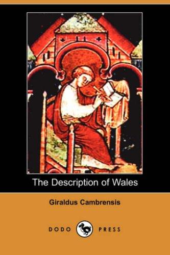 Download The Description of Wales (Dodo Press)