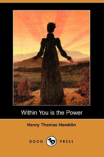 Download Within You is the Power (Dodo Press)