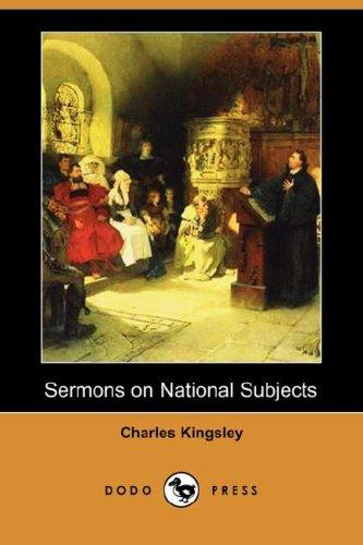 Download Sermons on National Subjects (Dodo Press)