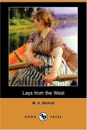 Lays from the West (Dodo Press)