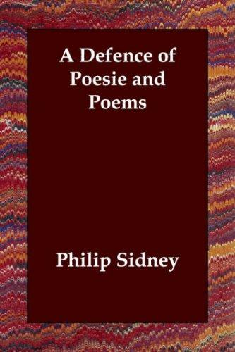 Download A Defence of Poesie and Poems