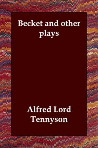 Download Becket and other plays