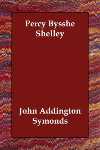 Download Percy Bysshe Shelley
