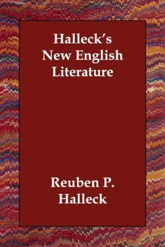 Download Halleck's New English Literature