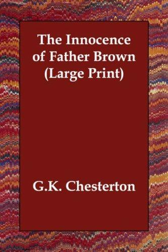 Download The Innocence of Father Brown (Large Print)