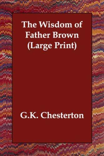 Download The Wisdom of Father Brown (Large Print)