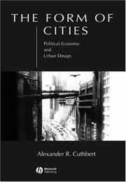 The Form Of Cities: Political Economy And Urban Design PDF Download
