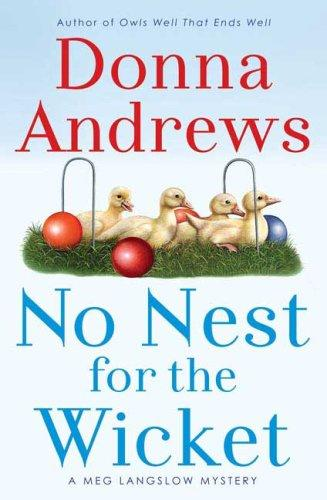 No Nest for the Wicket (Meg Lanslow Mysteries)