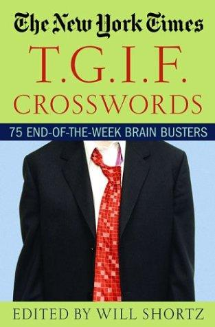 Download The New York Times T.G.I.F. Crosswords