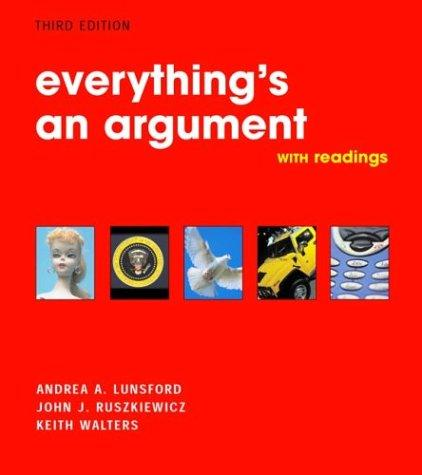 Download Everything's an argument