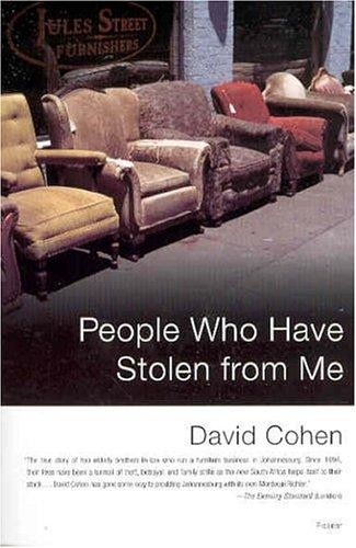 Download People Who Have Stolen from Me