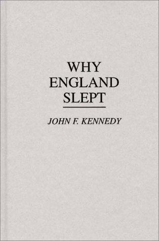 Download Why England slept
