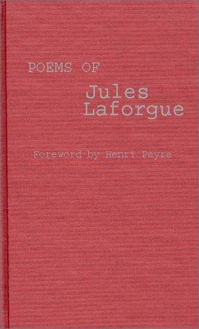 Download Poems of Jules Laforgue