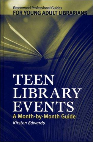 Download Teen library events