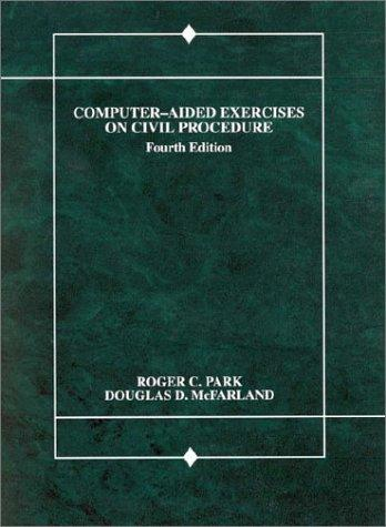 Download Computer-aided exercises on civil procedure