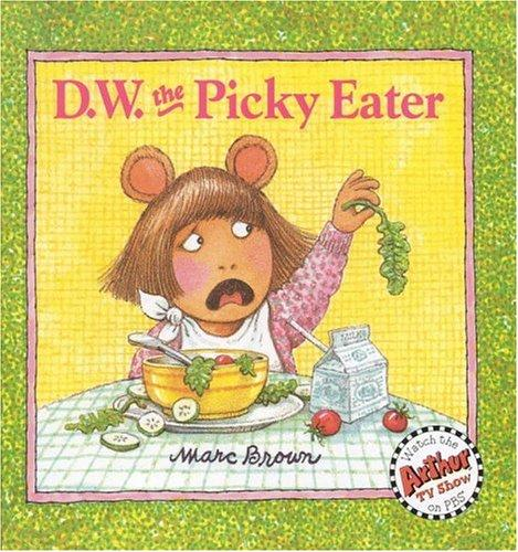 Download D.W., the picky eater