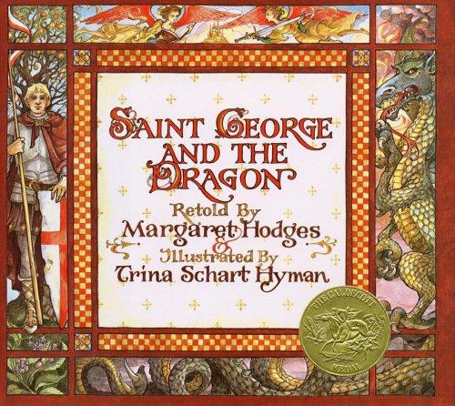 Download Saint George and the dragon