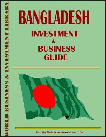 Bangladesh Investment & Business Guide