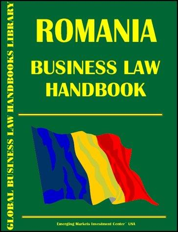 Download Romania Business Law Handbook