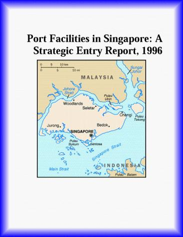Port Facilities in Singapore