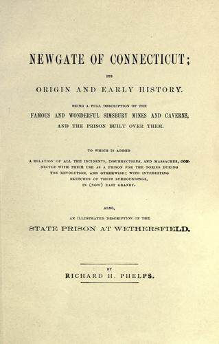 Download Newgate of Connecticut