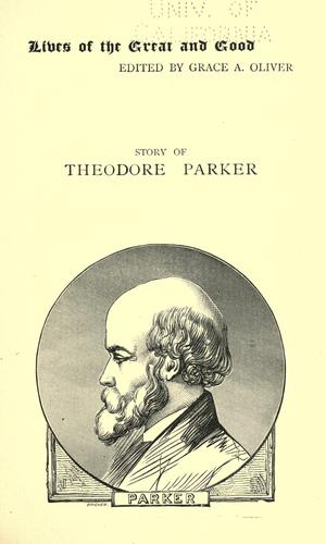 Story of Theodore Parker.