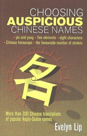 Download Choosing auspicious Chinese names