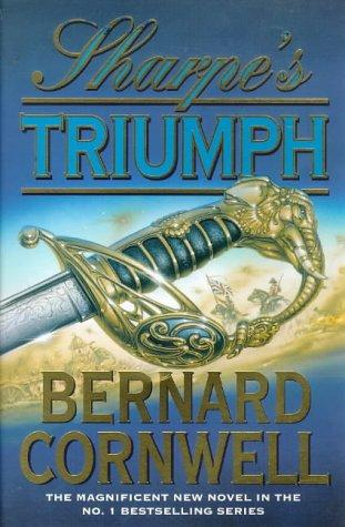 SHARPE'S TRIUMPH (LARGE PRINT EDITION)