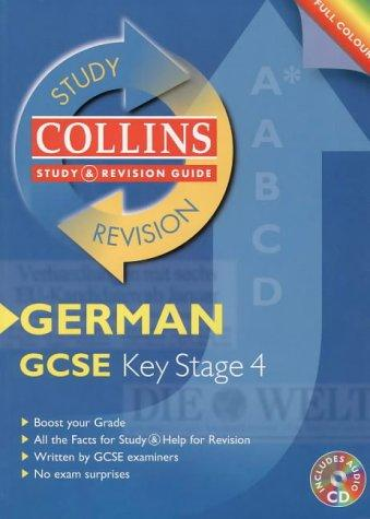 Download GCSE German (Collins Study & Revision Guides)