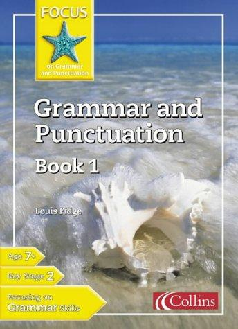 Grammar and Punctuation (Focus on Grammar & Punctuation)