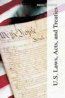 Download U.S. Laws, Acts, and Treaties (Magill's Choice)