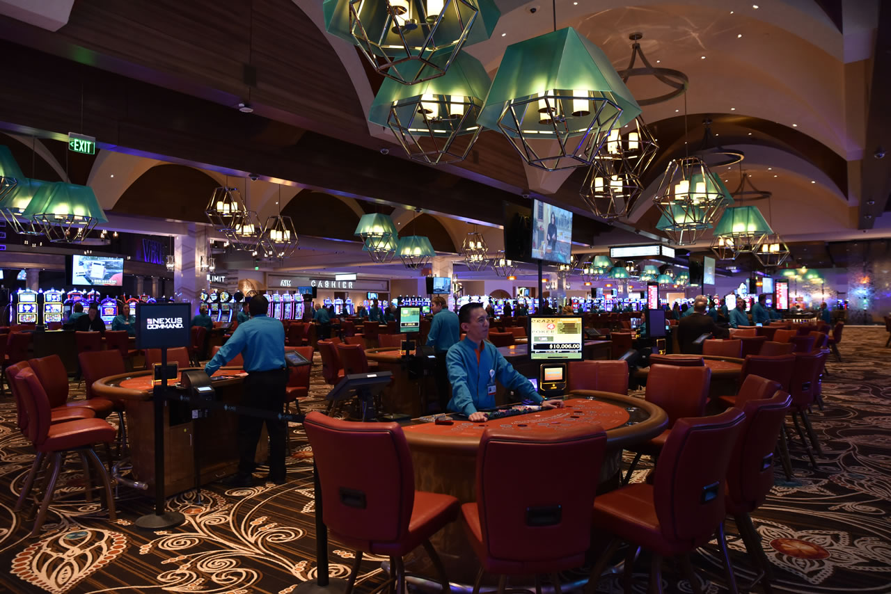 Rochester man caught cheating at del Lago Resort & Casino