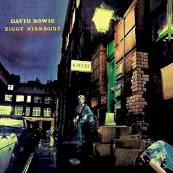 Cover The Rise and Fall of Ziggy Stardust and the Spiders from Mars