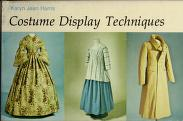 Cover of: Costume display techniques by Karyn Jean Harris