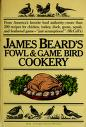 Cover of: James Beard's Fowl & game bird cookery