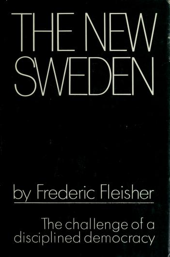 The new Sweden by Frederic Fleisher