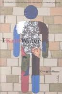 I knit water by Craig Bolland